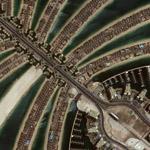 Dubai, UAE - Palm Jumeirah Island