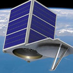 SkySat-2 Satellite Sensor