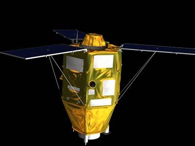 Pleiades-1B Satellite Sensor