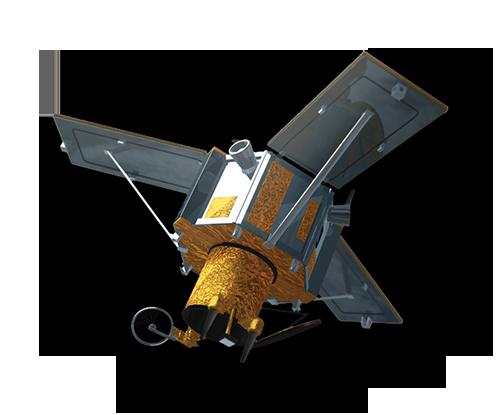 IKONOS Satellite Sensor