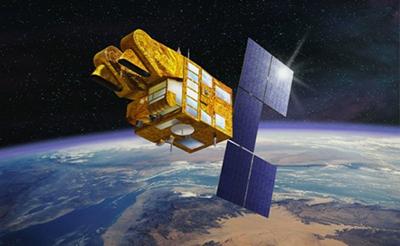 SPOT-5 Satellite Sensor