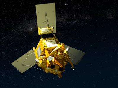 SPOT-6 Satellite Sensor
