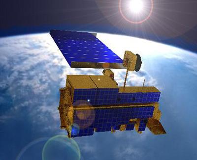 ASTER Satellite Sensor