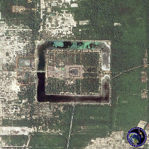 Angkor Wat — Cambodia