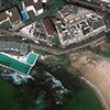 WorldView-4 Satellite Image of Bondi Beach, Sydney, Australia