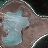 WorldView-3 Satellite Map Bogoslof Volcano Alaska